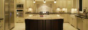 interior luxury kitchen estate home
